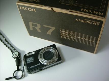 Caplio R7